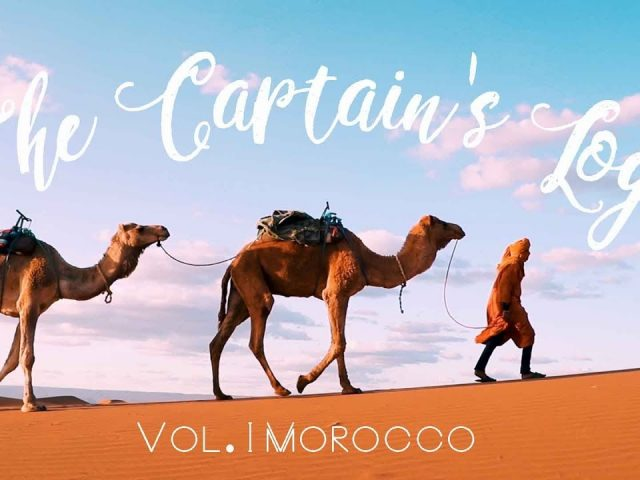 Captain Potter in Morocco