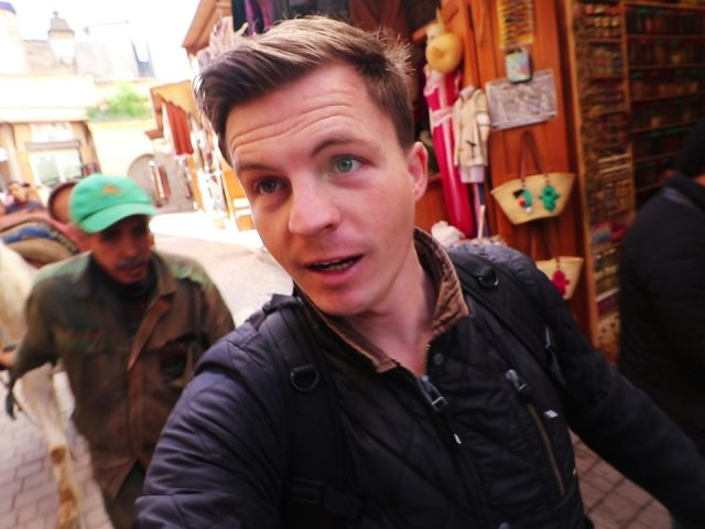 Largest Medina in the world – Fes, Morocco