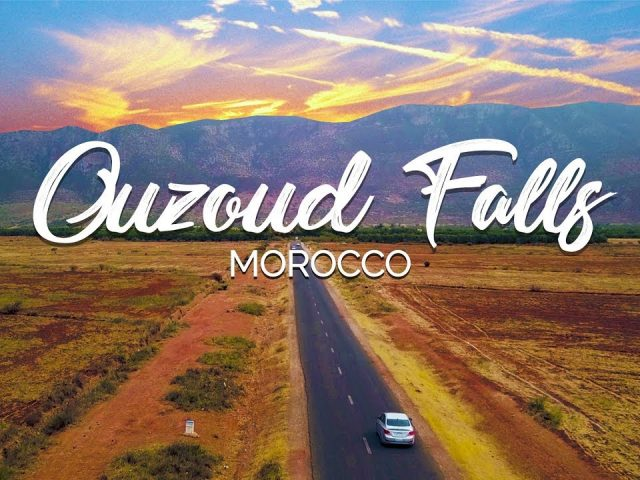Ouzoud Falls – Drone footage