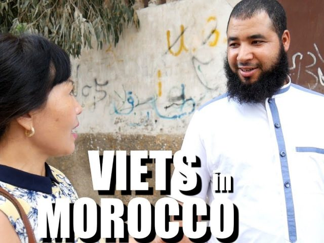 Vietnamese Women in Morocco – What are they doing there?