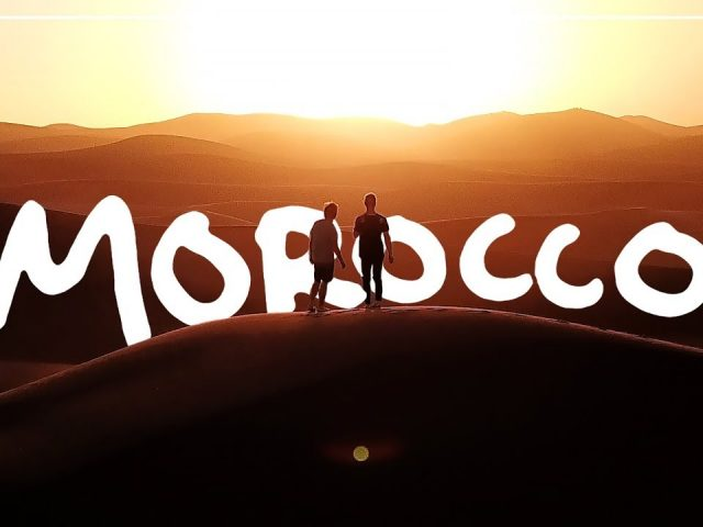 Buying My Dad His Dream Trip to Morocco