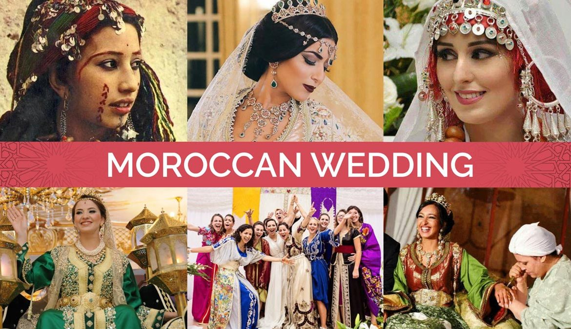 Moroccan Wedding, If You Don't Get One Attend One.