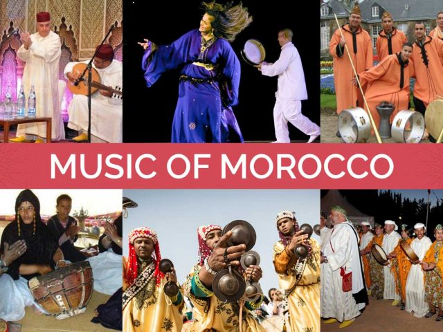 The Magnificent Music of Morocco