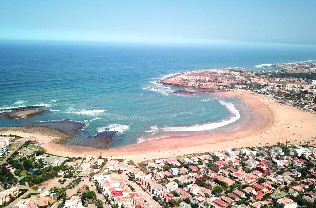 top beaches of Morocco