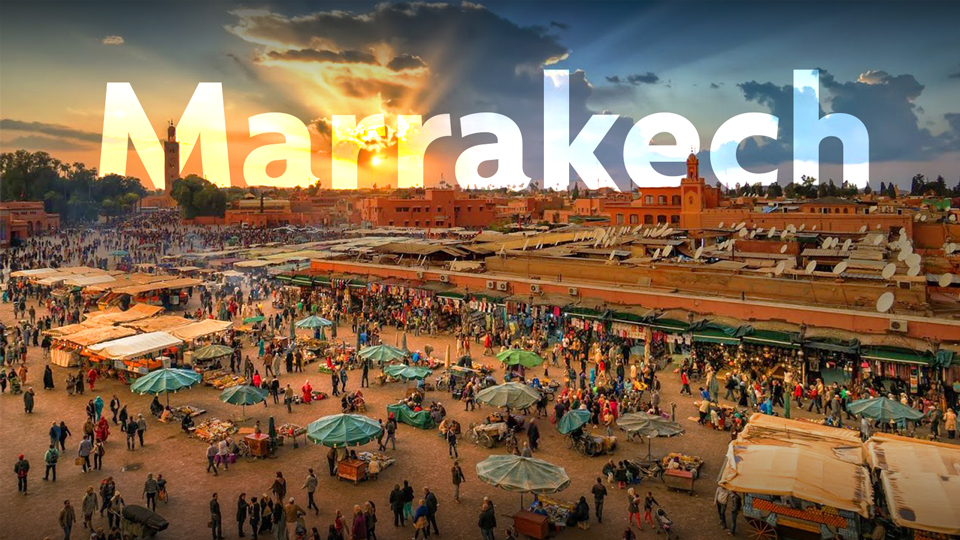 Marrakech: The Red City of Morocco
