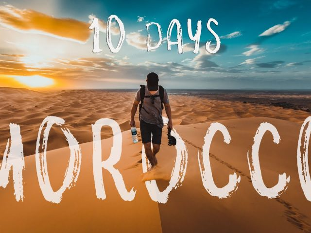 10 Days in Morocco