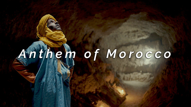 ANTHEM OF MOROCCO