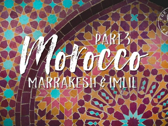 MOROCCO | Getting Lost in Marrakesh!