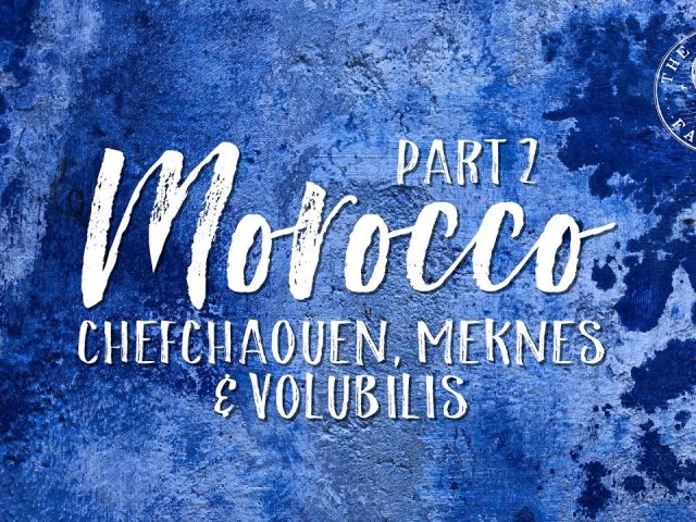 MOROCCO | Traveling to The Blue City