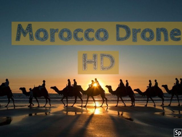 Drone Footage of Morocco