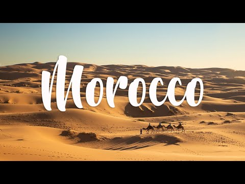 Morocco Family Trip vlog – Marrakech to Erg Chebbi