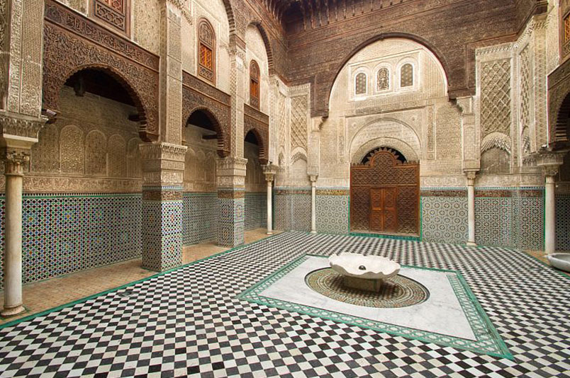 visit-fes-Al-Attarine-Madrasa