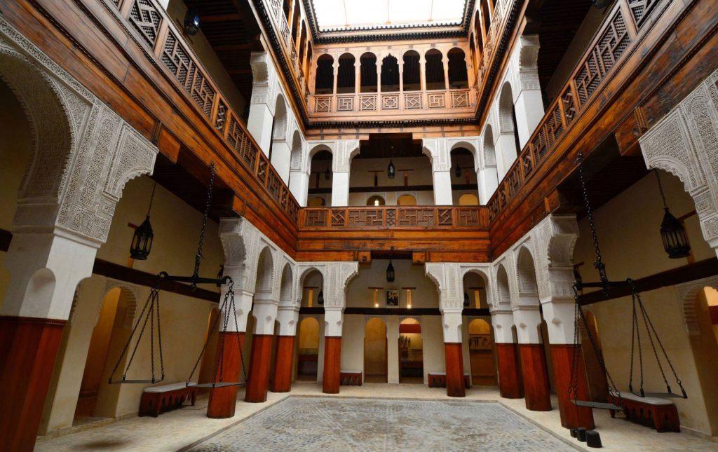 visit-fes-Nejjarine-museum