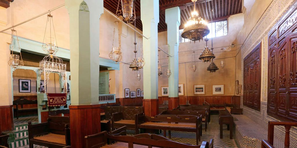 visit-fes-The-Ibn-Danan-Synagogue