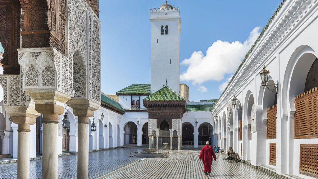 visit-fes-University-of-Al-Quaraouiyine