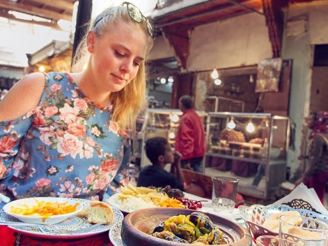 Americans in Morocco, First Impressions