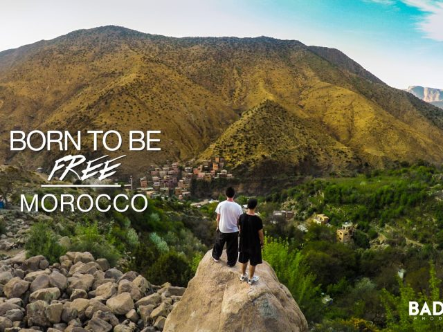 Born To Be Free: Morocco