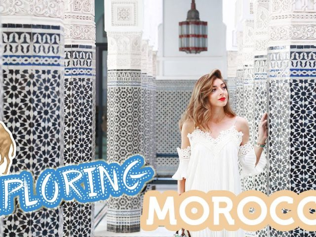 EXCITING ADVENTURES IN MOROCCO! – Vlog