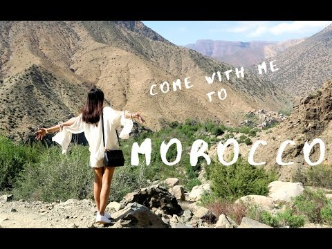 Come with me to Morocco