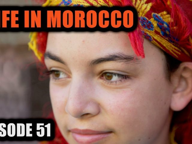 Experiencing Moroccan Berber Life in the High Atlas