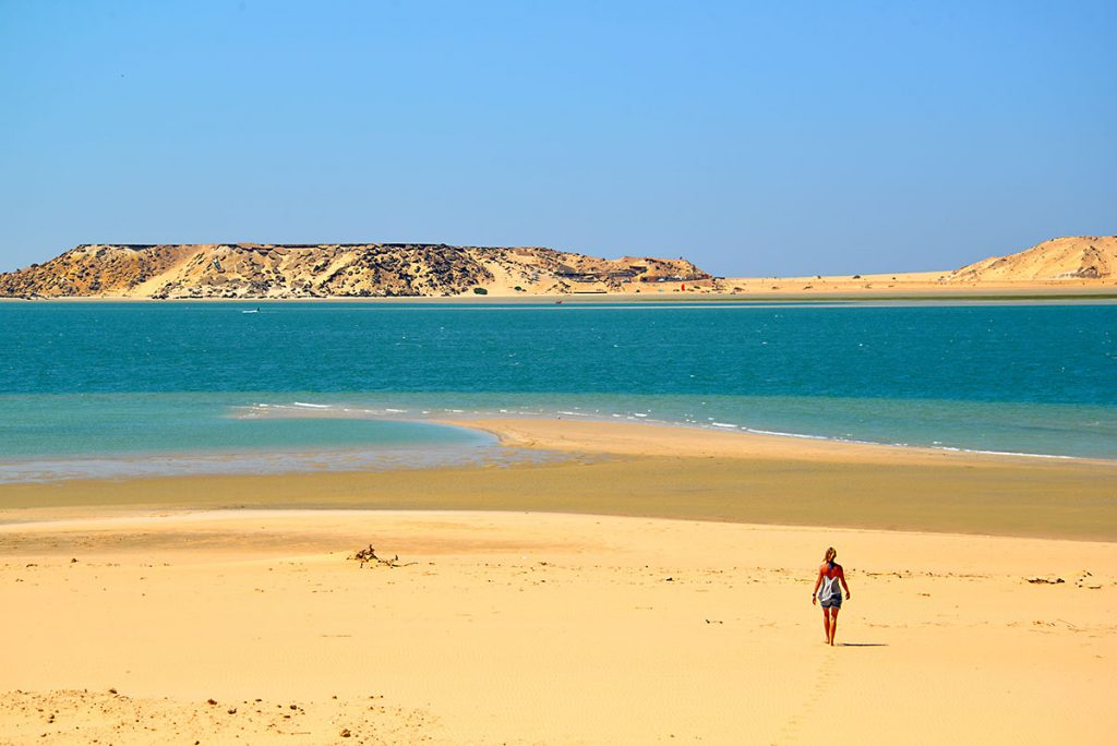 top beaches in Morocco