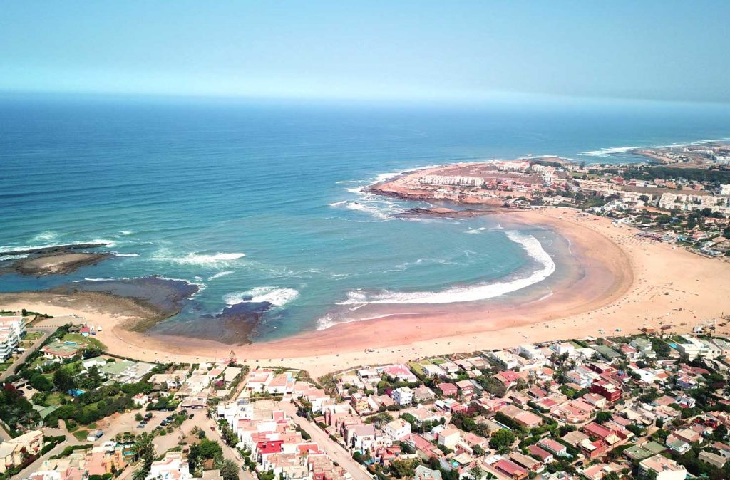 top beaches of Morocco