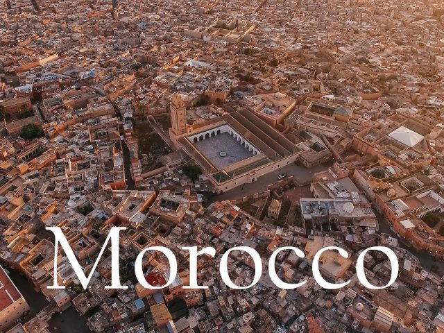 Morocco in Motion