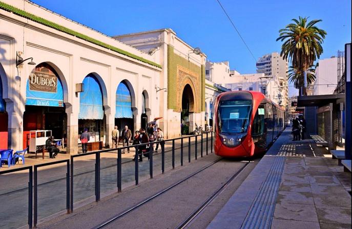 casablanca-Marche-Central