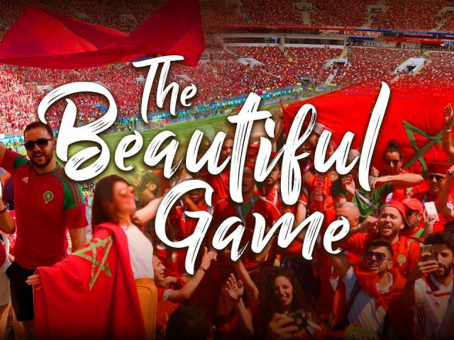 The Beautiful Game – Morocco in the World Cup
