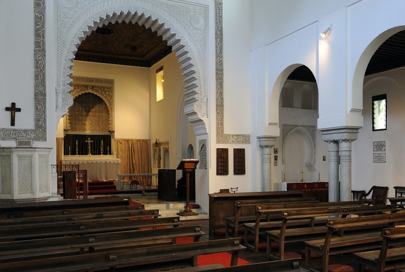 tangier-St-Andrew-Church-visit-morocco
