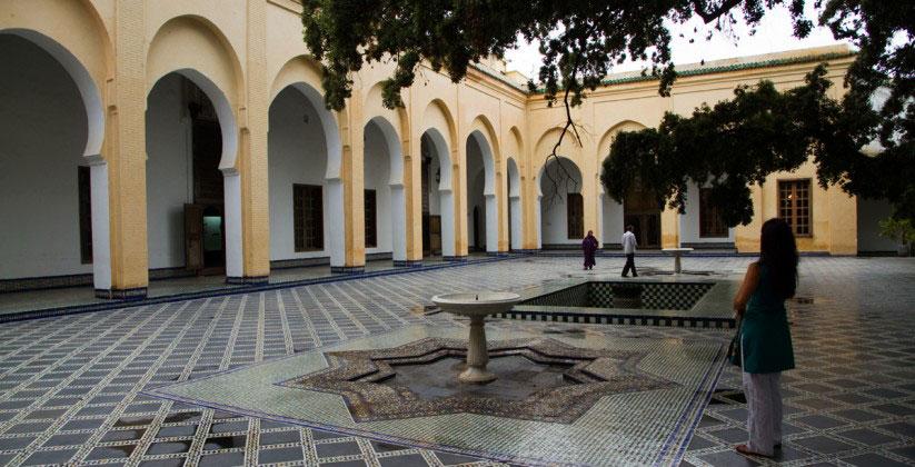 visit-fes-Dar-Batha-Museum