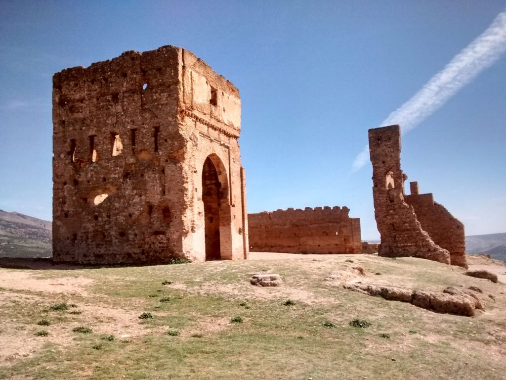 visit-fes-Marinid-Tombs