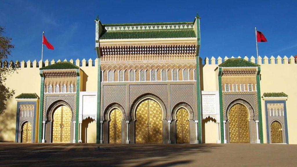 visit-fes-Royal-Palace