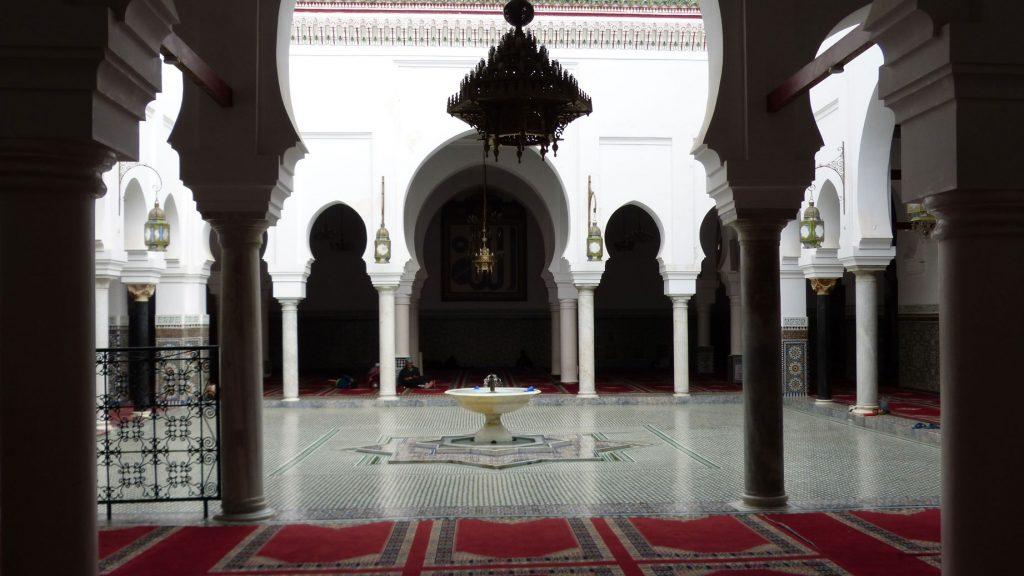 visit-fes-Zaouia-de-Moulay-Idriss-II