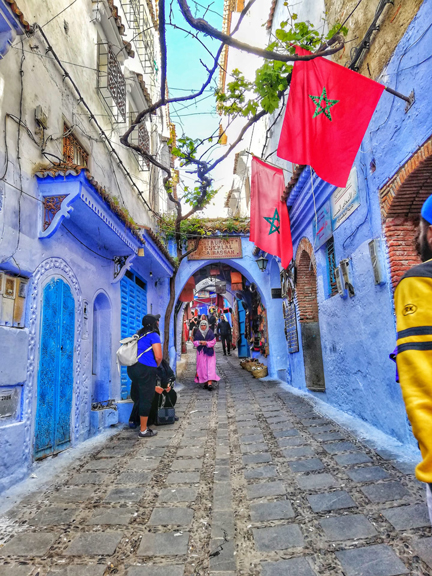 travel-to-morocco-alone-chefchaouen