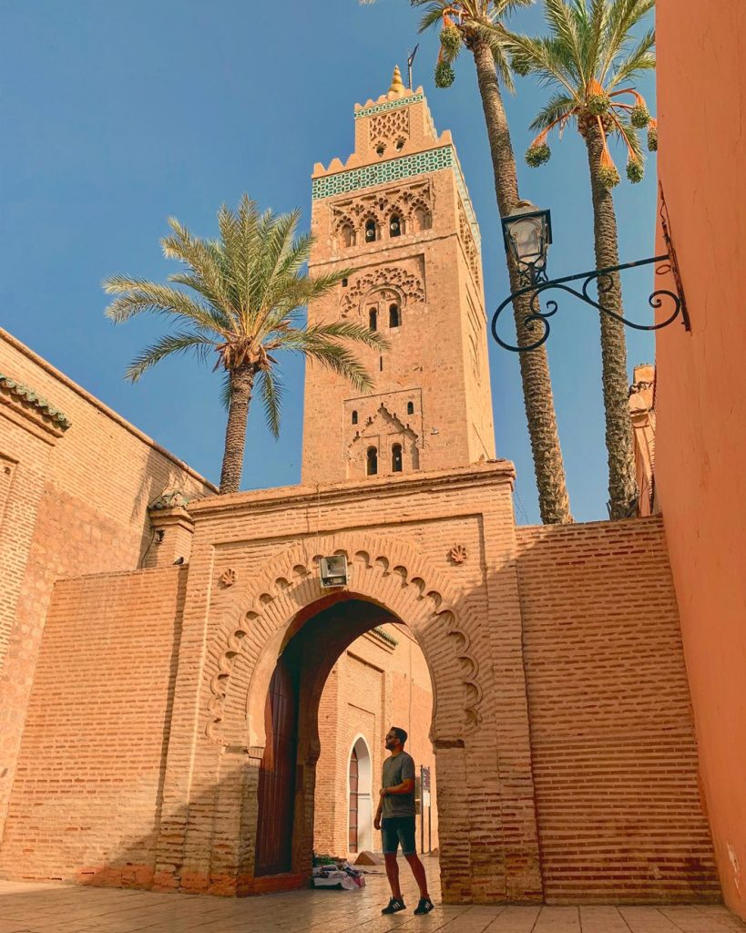 Morocco Itinerary-Magical 7 nights 8 days trip-marrakech