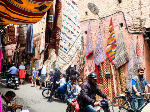 morocco safe for women to travel