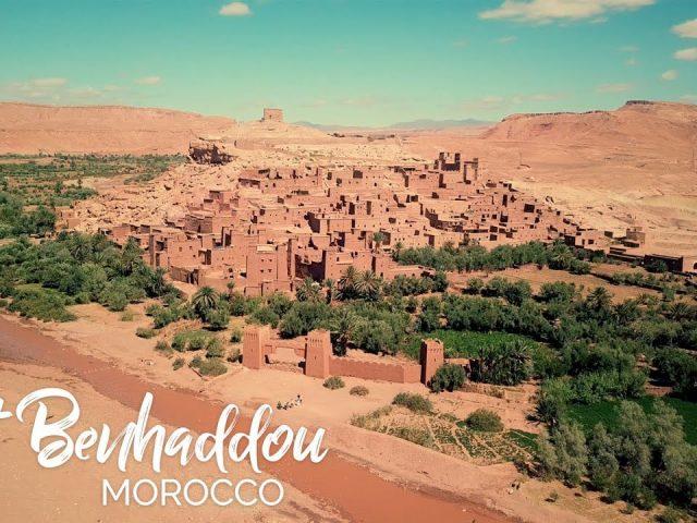 Ait Benhaddou, Ouarzazate, Morocco